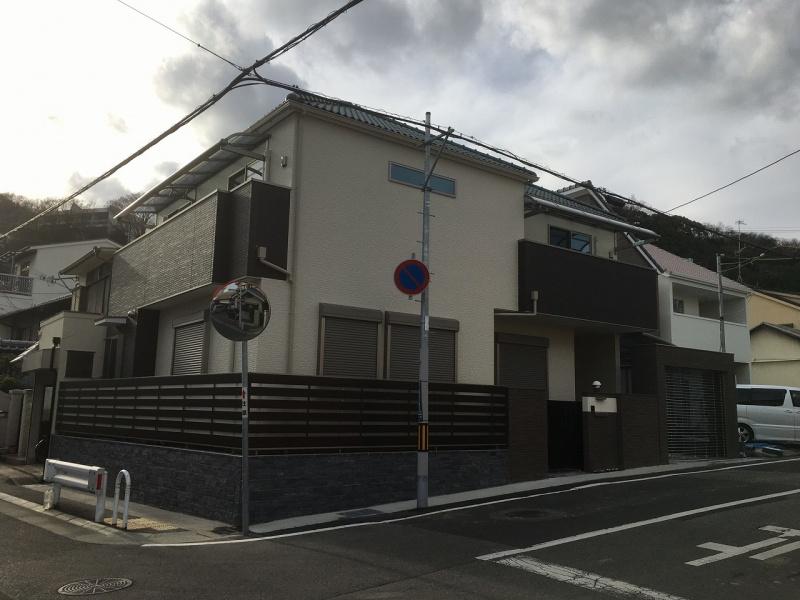 須磨区川上町新築分譲